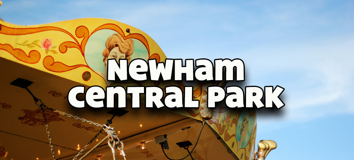 Newham Central Park 2021